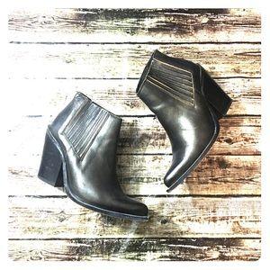 Jeffrey Campbell Cowboy Ankle Boots